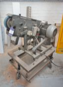 Unnamed Heavy Duty Mobile Belt Linisher, 3-phase