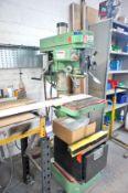 Bema MG32C Drilling / Tapping machine, s/n 1401021, 3-phase