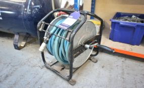 Qty of Air Hose to Reel