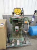 Brookman 9wpm pedal operated dovetailer