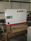 SCM Sandya CS92 Wide belt snader