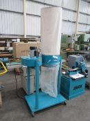 iTech DC3000 mobile dust collector