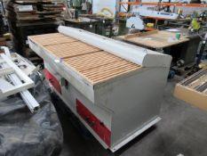 Aagaard AS2000 Sanding down/ draft table