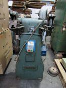 Wadkin Bursgreen BNK.58115 twin head grinder with grinding wheelws