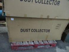 Box 4kW dust collector-unused