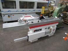 iTech sicar sega 300 panel saw
