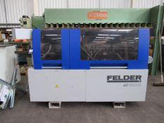 Felder G500-1 Edgebander