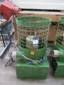 AEG dust unit 240v