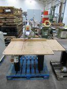 Elu 1603 cross cut table saw