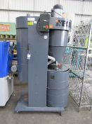 iTech mobile dust collector and bin 230v 50Hz 3.0kW