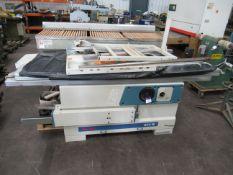 SCM Mini-max SC4W sliding table saw