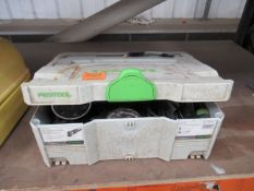 Festool RO 90 DX FEQ-Plus GB sander 240v in case
