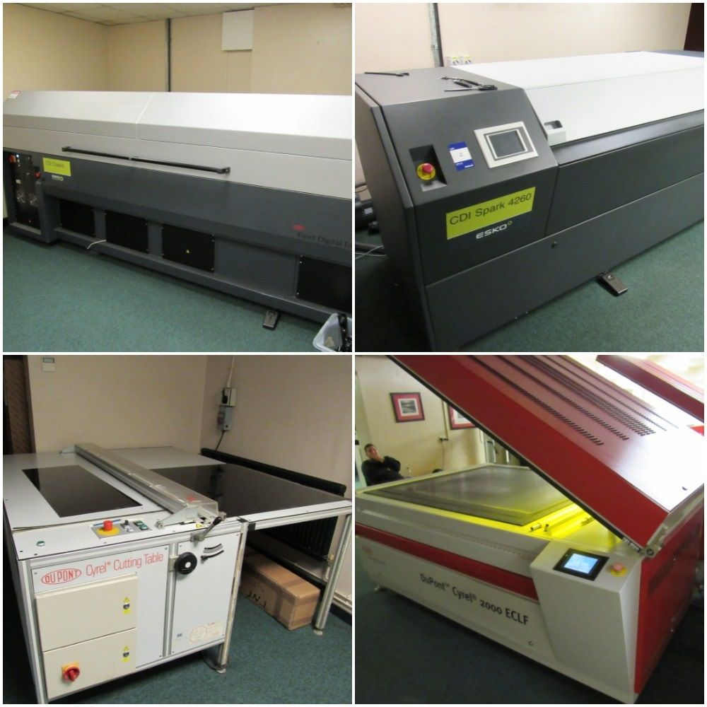 The Assets of a Flexographic Plate Makers