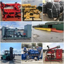 Industrial & Marine Diesel Power Packs, Generators, Marine Gearboxes, Propellers, Pontoons etc