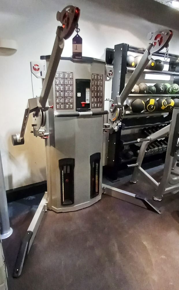Commercial Gym Equipment (Showroom & New Stock)