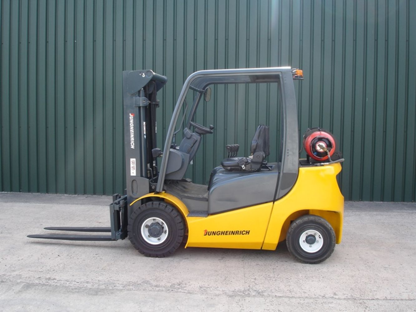 Material Handling Equipment due to Warehouse closure.  Includes Forklifts, Granulator, Balers, Compressors, Sweepers, Pallet Wrappers and more