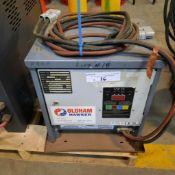 HAWKER 24V Battery Charger, mod: EMP-180A1 (specs. via photo)