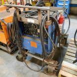 MILLER Welding Machine, mod: DIALARC HF (specs. via photo)