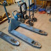 WRANGLER HD Pallet lift, 5,000 lbs