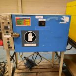 PYRADIA Electric Oven, c/w Rod Stand