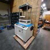 GREENERD 30-ton Press, Hydraulic/Pneumatic, mod: CPA-30 (specs. via photo)