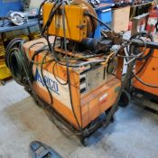 AIRCO Welding Machine, mod: 2.5 DTR (specs. via photo)