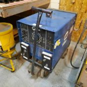 MILLER Machine, mod: DIALARC 250 (specs. via photo) AS-IS