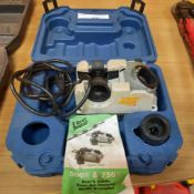 DRILL DOCTOR Sharpening Kit, c/w Case
