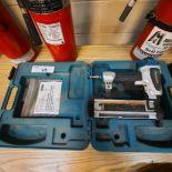 MAKITA Pneumatic Nailer, c/w Case