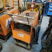 PRO-LINE Welding Machine, mod: 250 HF (specs. via photo)