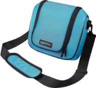 2X BRAND NEW - TRAVEL SHOULDER BAG - TURQUOISE