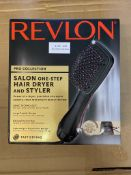 REVLON PRO COLLECITON SALON ONE-STEP HAIR DRYER AND STYLER
