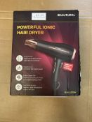 BEAUTURAL POWERFUL IONIC HAIR DRYER