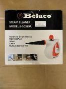 BELACO STEAM CLEANER HANDHELD