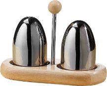 Premier Housewares Salt And Pepper Pots Condiment Set Salt And Pepper Shakers Pepper Shaker Pepper S