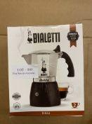 BIALETTI BRIKKA ESPRESSO COFFEE 2 CUPS