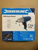 SILVERLINE 400W ELECTRIC WRENCH