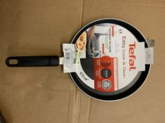 TEFAL EASY COOK AND CLEAN PAN 25 CM