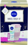 NIVEA Winter Warm Up Giftset, Moisturising Gift Set with Products Selected to Protect Skin, Winter G