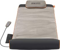 RRP £219 HoMedics STRETCH - Yoga Mat, Back Stretcher with Adjustable Back Body Stretching, Release T