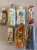 RRP £41 - JOB LOT of Various Health, Beauty and Household Items - Combine RRP: £41