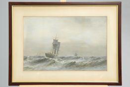 WILLIAM THOMAS NICHOLS-BOYCE (1857-1911), THREE SH