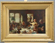 FOLLOWER OF JOHN RENNIE MACKENZIE HOUSTON, A FAMIL