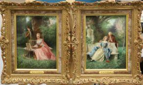 RAIMUND RITTER VON WICHERA (FRANKFURT, 1862-1925),