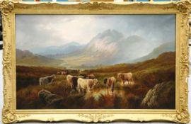 "WILLIAM PERRING HOLLYER (1834-1922), ""HIGHLAND ROV"