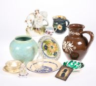 A LARGE COLLECTION OF ASSORTED ITEMS