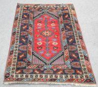 A TURKISH DOSHMALTI CARPET
