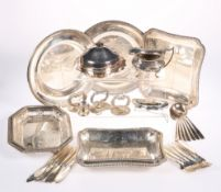 SILVER-PLATED ITEMS