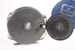 """A 3 3/8"""" HARDYS OF ALNWICK 'PERFECT' FLY REEL"""