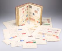 A COLLECTION OF FIRST DAY COVERS